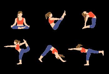 12-yoga-poses-icon-illustrations-1